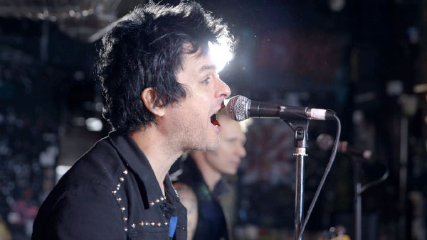 """Green Day release video for """"Revolution Radio"""""""