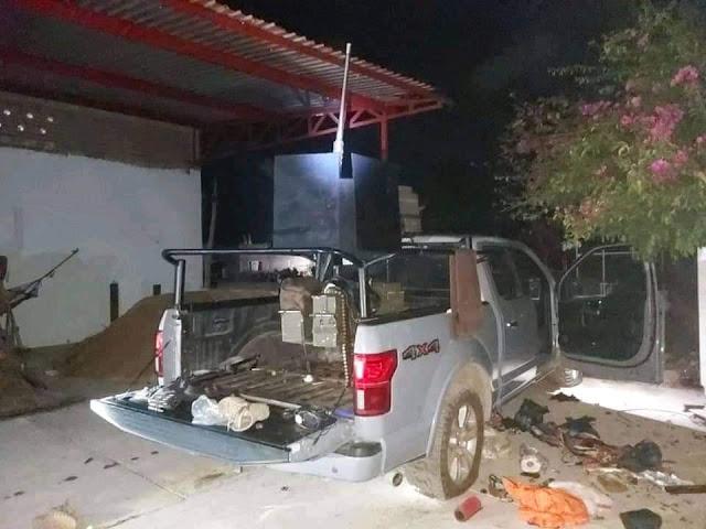 Iban tras El Mencho; Enfrentamiento entre La Guardia Nacional vs El CJNG Black Hawk sí traslado a Militares heridos