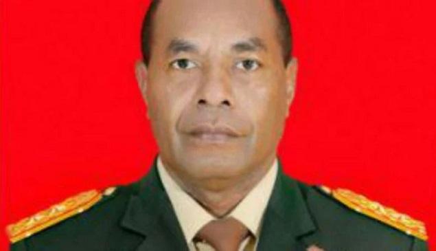Usai Dicopot Panglima TNI, Mantan Pangdam Cenderawasih Belum Dapat Posisi