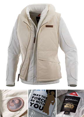 Star Wars: The Empire Strikes Back Limited Edition Echo Base Collection Jackets by Columbia - Princess Leia