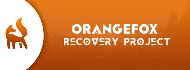 Custom TWRP Orangefox Official Recovery for Whyred (Redmi Note 5 Pro)