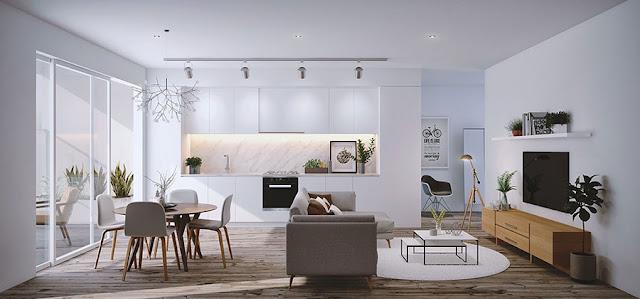 open space-cucine-e-soggiorni