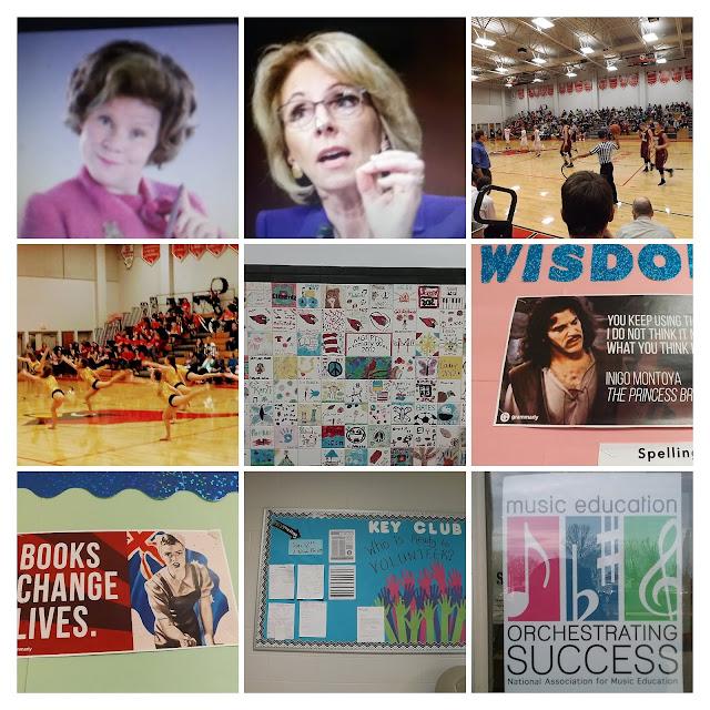 metamora herald school collage