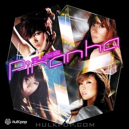 The Grace – Piranha (Japanese)