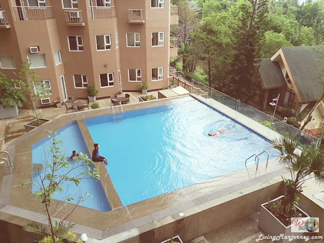 Canyon Woods Tagaytay Swimming Pool