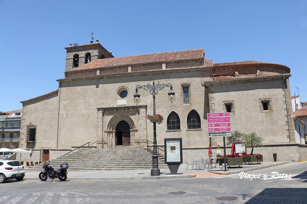 Iglesia del Salvador, Béjar