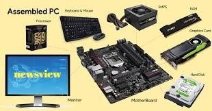 computer parts name | part name of computer