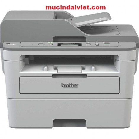 nạp mực máy in Brother b7535dw -  Reset máy in Brother b7535 dw