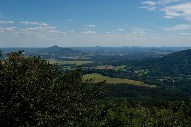Oberlausitzer Bergweg | Etappe von Waltersdorf nach Oybin | Wandern im Zittauer Gebirge | Sachsen 20