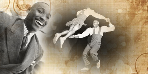 Frankie Manning Lindy Hop Doodle Hari Ini