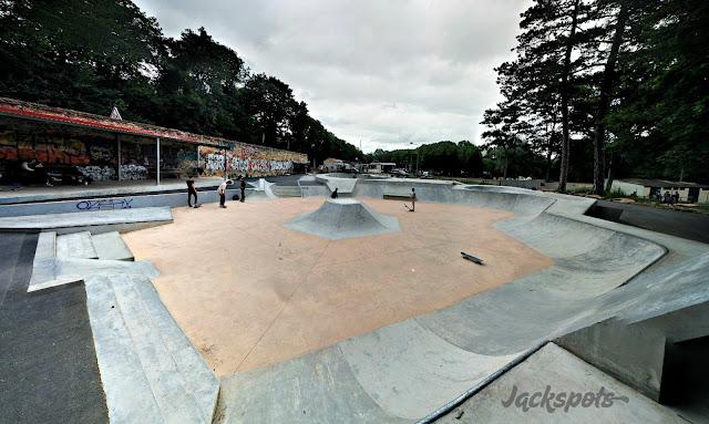 skatepark Meudon