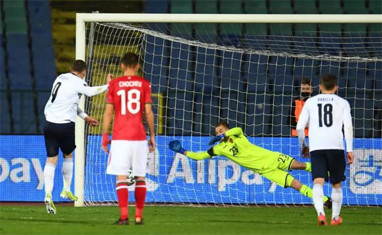 موعد مباراة ايطاليا وبلغاريا في تصفيات كاس العالم