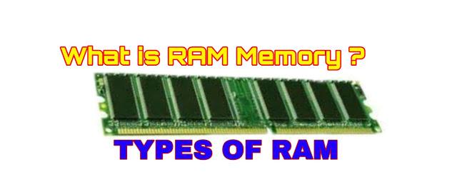 What is RAM Memory?