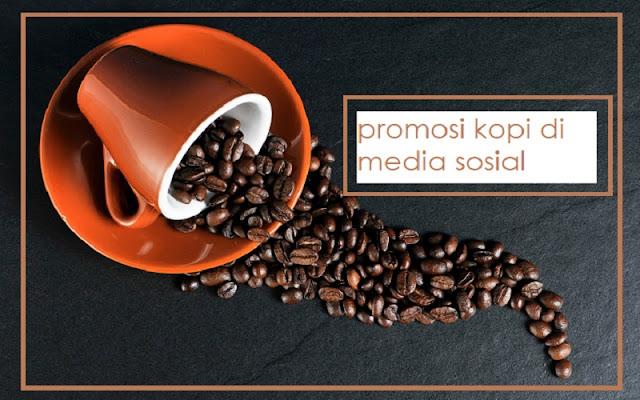 contoh kalimat promosi kopi