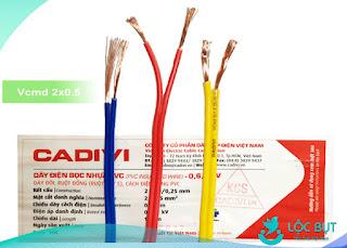 Dây điện có thể dùng để thay thế dây loa trong lắp đặt loa nhà yến.