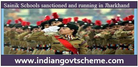 Sainik Schools sanctioned