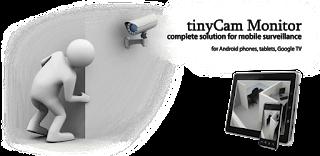 تطبيق tinyCam Monitor PRO باخر اصدار لمراقبة الكاميرات عن بعد