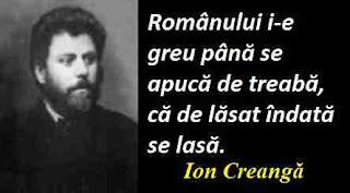 Maxima zilei: 1 martie - Ion Creangă