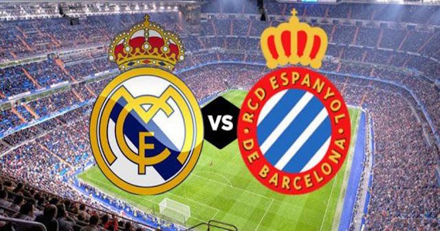 كورة لايف مباراة ريال مدريد واسبانيول بث مباشر