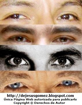 Imágenes de ojos de hombres de Jesus Gómez