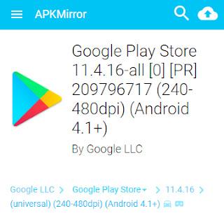 Cập nhật và Cài Cửa Hàng Ch PLay trên bất kỳ máy Samsung Android nào