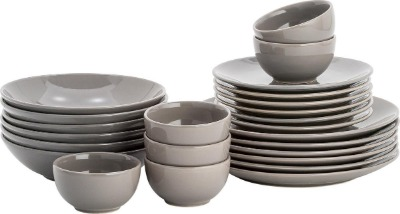 Lite-Body servies set met borden en kommen