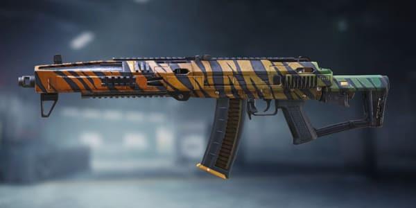 AK117 Bengala