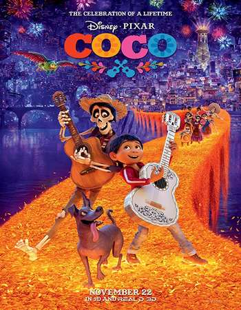 Coco 2017 Full English Movie BRRip Download