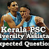 Kerala PSC : Expected Question for University Assistant Exam - 28