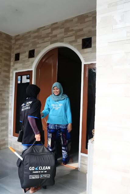 GO-CLEAN Paket Ramadan Infal, Pengganti ART Saat Lebaran