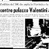 """20 luglio 1978: bomba """"nera"""" alla prefettura di Roma"""