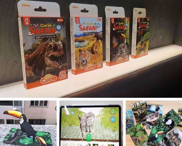 curio safari