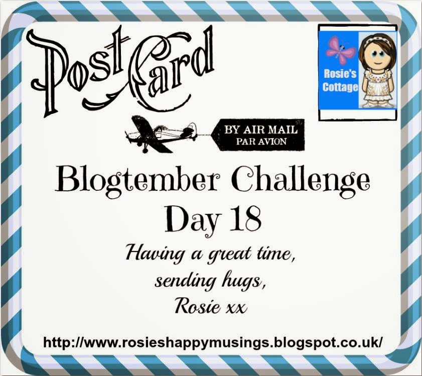 Blogtember Challenge Day 18 Travel