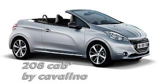 208 cabriolet