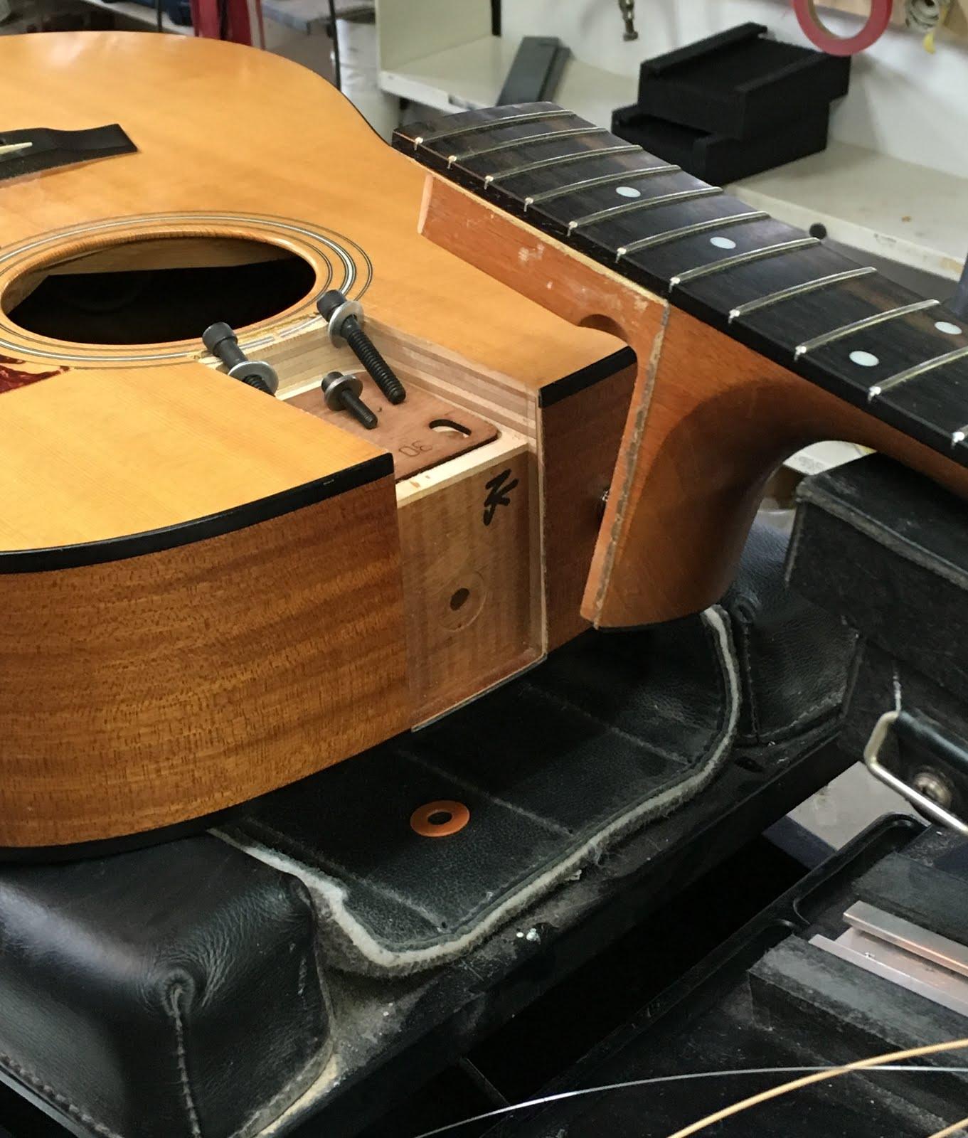 McConville Guitars / Guitar Repair and Design Courses ...