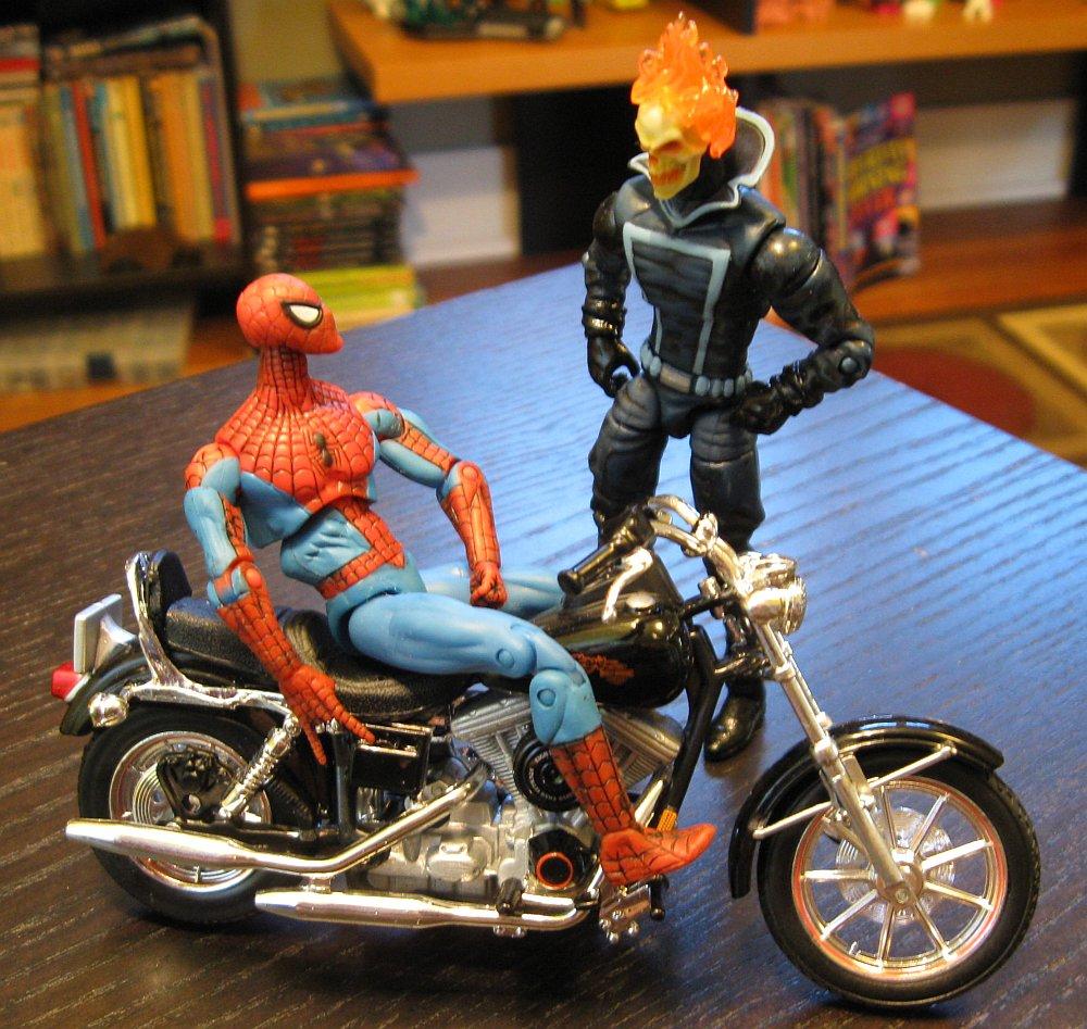 Why Spider Spider Ghost Make Beefy Look So Does Spider Man Man