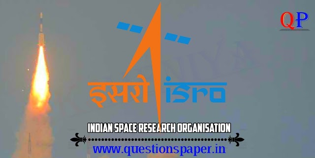 ISRO Scientist/Engineer 'SC' (CEPO) - 2019 Question Paper (10-03-2019)