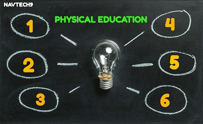 PHYSICAL EDUCATION And Love - How They Are The Same .