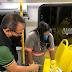Prefeitura de Manaus continua vistorias em garagens de ônibus como prevenção à Covid-19