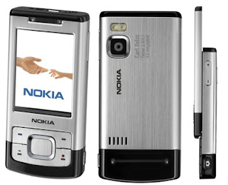 Spesifikasi Handphone Nokia 6500 Slide