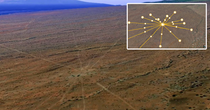 150,000-year-old Ancient Astronomical Site With 3-mile-wide Star Map Was Discovered in Hawaii