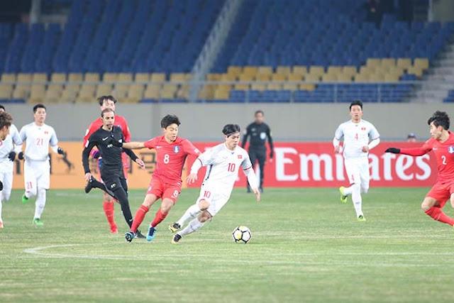 """Quên Công Phượng đi, Quang Hải mới xứng danh """"Messi"""" U23 Việt Nam 1"""