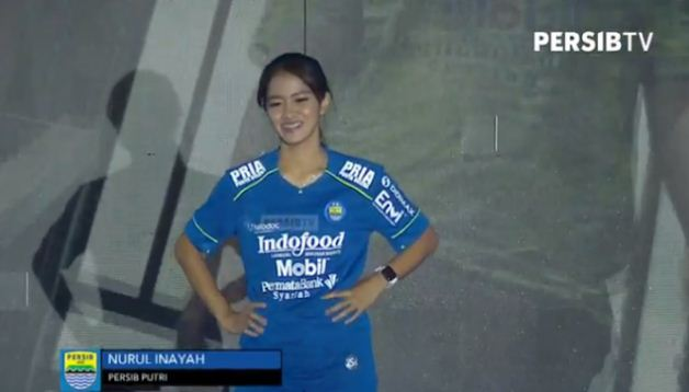 Jersey Kandang Persib Bandung 2020