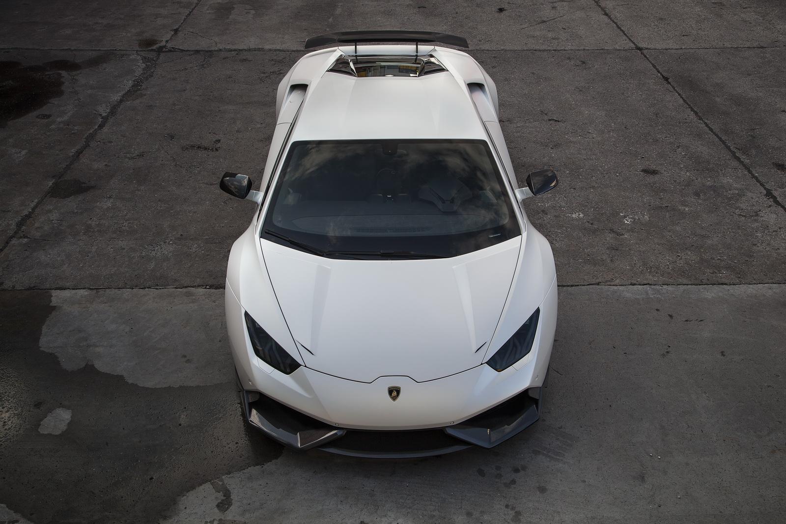 Tuner Car Wallpaper Hd Novitec Torado Gives Lamborghini Huracan A Sexy Suit Of