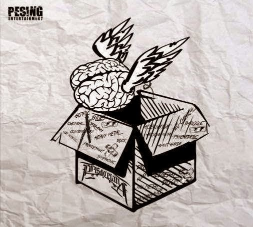 Pipis Di Celana - Out Of The Box (2014)