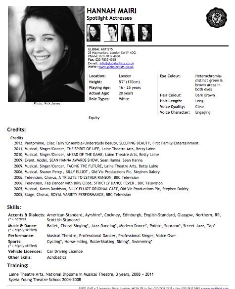 Hannah Stewart BAPP Blog October 2012