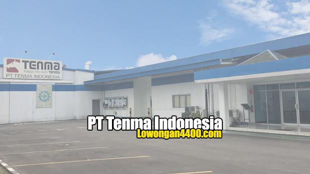 PT Tenma Indonesia Plant Karawang