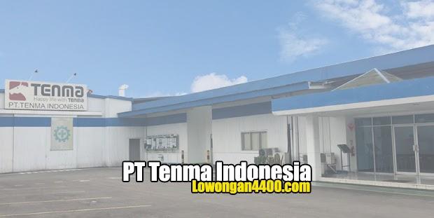 Lowongan Kerja PT Tenma Indonesia Plant Karawang 2021