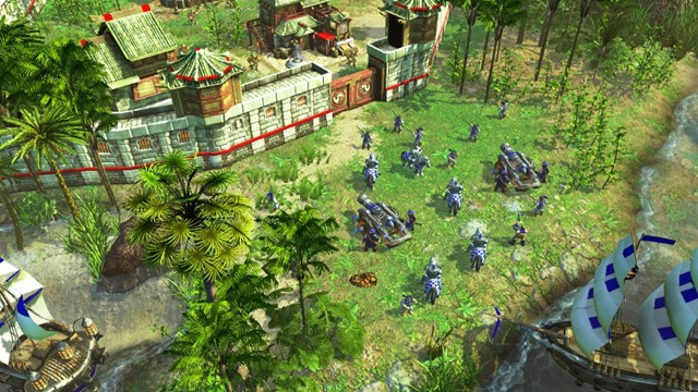 Empire Earth 3 Free Download PC Gameplay