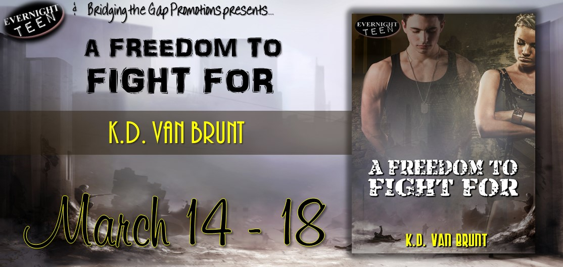 Melissakeir A Freedom To Fight For By Kd Van Brunt Melissa Keir